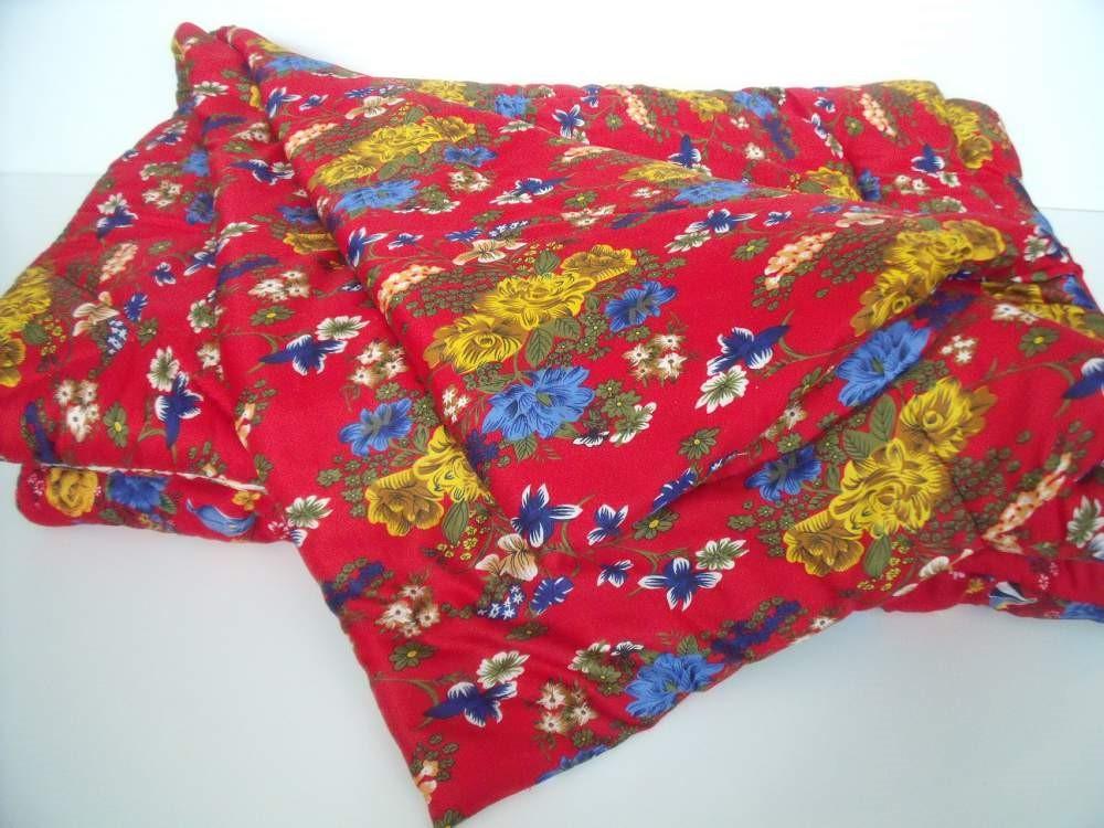 Стирка ватного одеяла своими силами