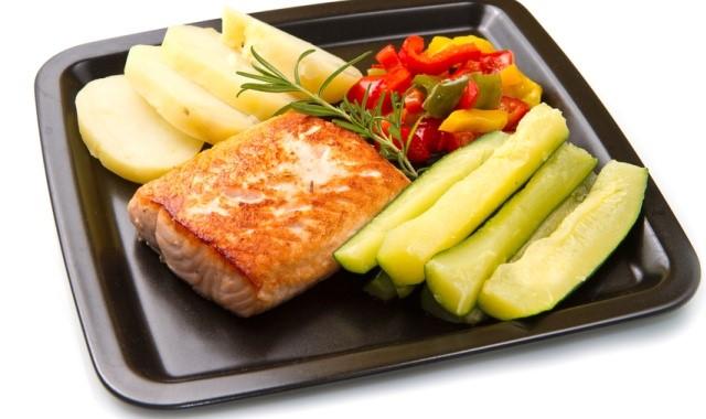 Зональная диета Барри Сирса — меню на неделю