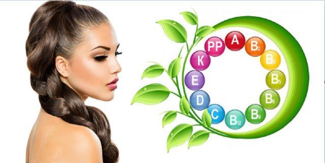Какие витамины нужны для укрепления волос