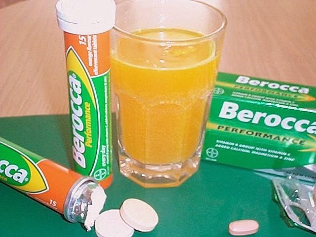 Витамины берокка побочные эффекты