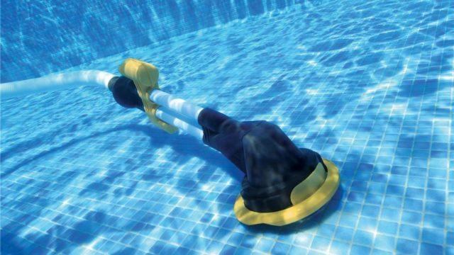 Как сохранить пластиковый бассейн зимой