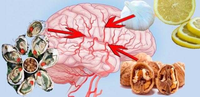 Какие витамины нужны для мозга и сосудов головного мозга