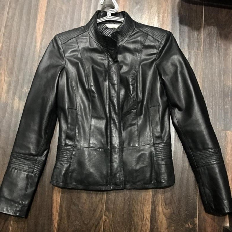 Можно ли стирать кожаную куртку вручную