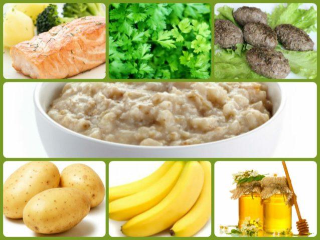 Атрофический гастрит питание