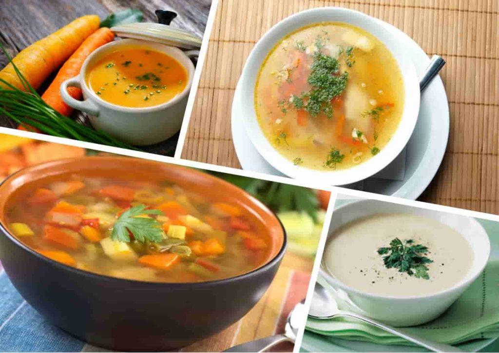 Овощной Суп Диета Номер 5. Рецепты вкусных блюд для диеты 5 стол на каждый день