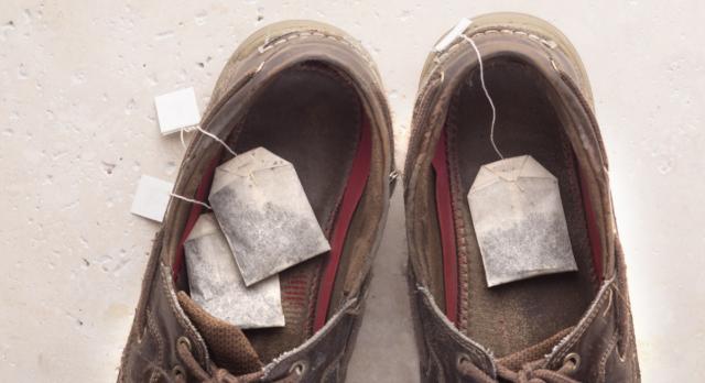 Воняют кроссовки как убрать запах