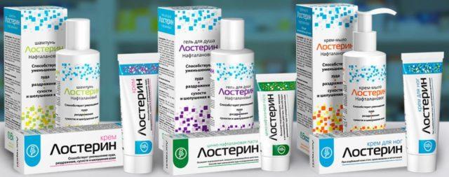 Лостерин крем 75мл - цена 668 руб., купить в интернет аптеке в Томске Лостерин крем 75мл, инструкция по применению, отзывы