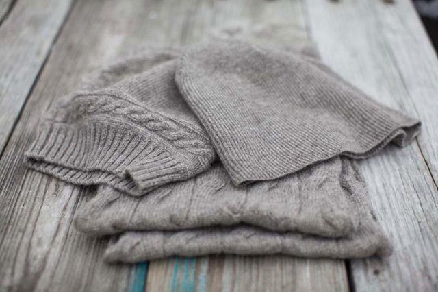 Сел свитер после стирки как вернуть прежний