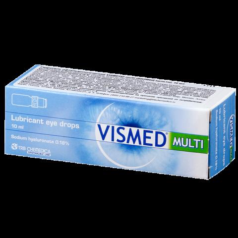Капли для глаз с гиалуроновой кислотой
