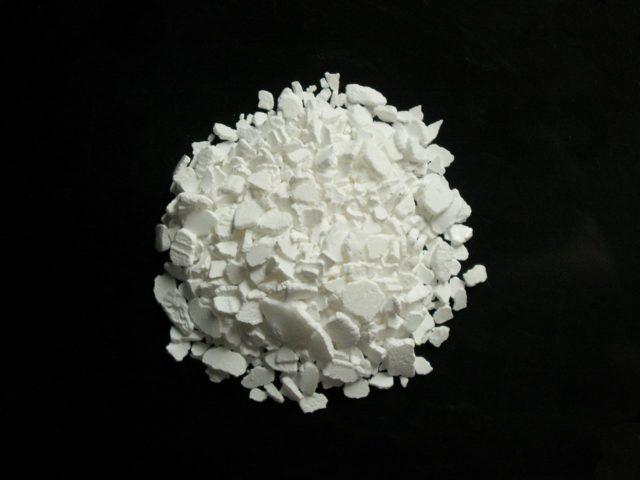 Хлористый кальций для сыра. Хлорид кальция