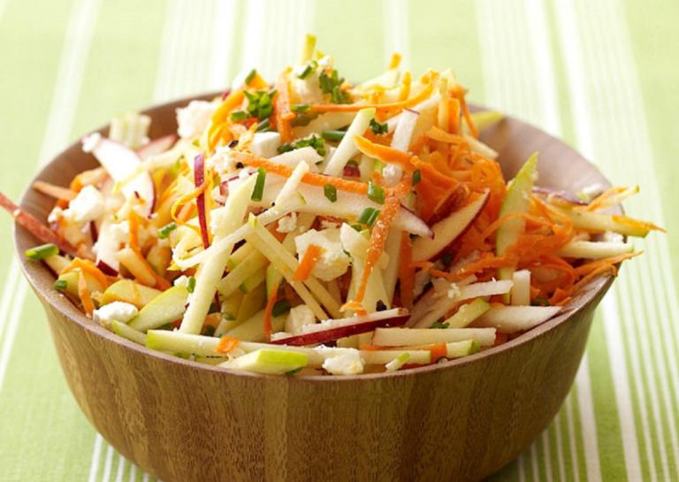 Салат Морковь И Капуста Для Похудения Отзывы. Рецепты диетических капустных салатов для похудения