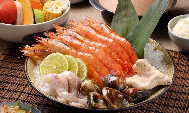 Какие морепродукты есть на диете