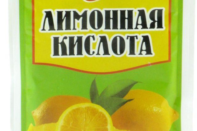 Сколько надо сыпать лимонной кислоты в стиральную машинку