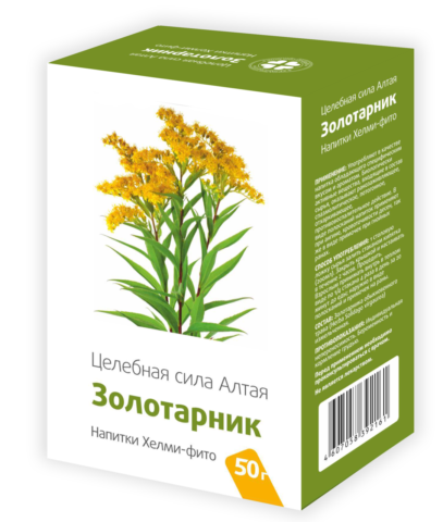 Золотарник мед лечебные свойства